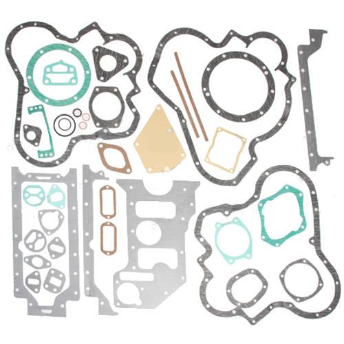 Block-Dichtsatz Perkins A6.354 AT6.354 Massey Ferguson MF 399 3650 Landini 16000