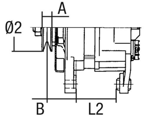 Schlepper-Teile » Shop Lichtmaschine 65A - Massey Ferguson ...